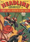 Cover for Headline Comics (Prize, 1943 series) #v1#6 (6)