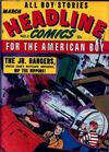 Cover for Headline Comics (Prize, 1943 series) #v1#2 (2)