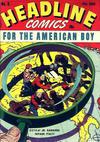 Cover for Headline Comics (Prize, 1943 series) #v1#5 (5)