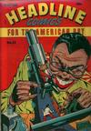 Cover for Headline Comics (Prize, 1943 series) #v1#11 (11)