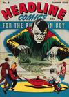 Cover for Headline Comics (Prize, 1943 series) #v1#8 (8)