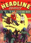 Cover for Headline Comics (Prize, 1943 series) #v1#9 (9)