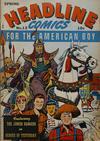 Cover for Headline Comics (Prize, 1943 series) #v1#12 (12)