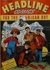 Cover for Headline Comics (Prize, 1943 series) #v2#1 (13)