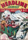 Cover for Headline Comics (Prize, 1943 series) #v2#2 (14)
