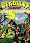 Cover for Headline Comics (Prize, 1943 series) #v2#8 (20)