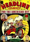 Cover for Headline Comics (Prize, 1943 series) #v2#9 (21)