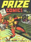 Cover for Prize Comics (Prize, 1940 series) #v1#2 (2)