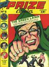 Cover for Prize Comics (Prize, 1940 series) #v1#8 (8)