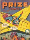Cover for Prize Comics (Prize, 1940 series) #v3#4 (28)