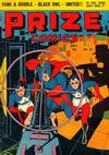 Cover for Prize Comics (Prize, 1940 series) #v3#10 (34)