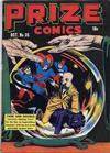 Cover for Prize Comics (Prize, 1940 series) #v3#11 (35)