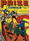 Cover for Prize Comics (Prize, 1940 series) #v4#4 (40)