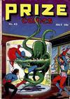 Cover for Prize Comics (Prize, 1940 series) #v4#7 (43)