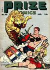 Cover for Prize Comics (Prize, 1940 series) #v5#1 (49)