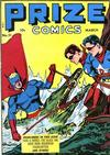 Cover for Prize Comics (Prize, 1940 series) #v5#3 (51)