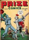 Cover for Prize Comics (Prize, 1940 series) #v5#6 (54)