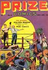 Cover for Prize Comics (Prize, 1940 series) #v5#8 (56)