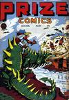 Cover for Prize Comics (Prize, 1940 series) #v5#12 (60)