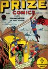 Cover for Prize Comics (Prize, 1940 series) #v6#4 (64)