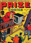 Cover for Prize Comics (Prize, 1940 series) #v6#5 (65)