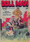 Cover for Doll Man (Quality Comics, 1941 series) #20
