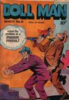 Cover for Doll Man (Quality Comics, 1941 series) #21