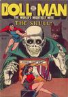 Cover for Doll Man (Quality Comics, 1941 series) #37
