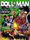 Cover for Doll Man (Quality Comics, 1941 series) #38