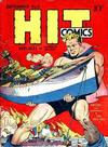 Cover for Hit Comics (Quality Comics, 1940 series) #3