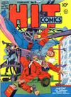 Cover for Hit Comics (Quality Comics, 1940 series) #8