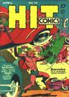 Cover for Hit Comics (Quality Comics, 1940 series) #10