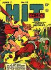 Cover for Hit Comics (Quality Comics, 1940 series) #12