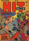 Cover for Hit Comics (Quality Comics, 1940 series) #15
