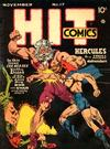 Cover for Hit Comics (Quality Comics, 1940 series) #17