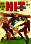 Cover for Hit Comics (Quality Comics, 1940 series) #22