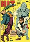 Cover for Hit Comics (Quality Comics, 1940 series) #33