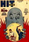 Cover for Hit Comics (Quality Comics, 1940 series) #42