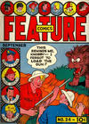Cover for Feature Comics (Quality Comics, 1939 series) #24