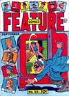 Cover for Feature Comics (Quality Comics, 1939 series) #36