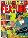 Cover for Feature Comics (Quality Comics, 1939 series) #38