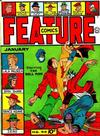 Cover for Feature Comics (Quality Comics, 1939 series) #40