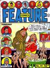 Cover for Feature Comics (Quality Comics, 1939 series) #41