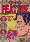 Cover for Feature Comics (Quality Comics, 1939 series) #48