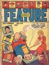 Cover for Feature Comics (Quality Comics, 1939 series) #49