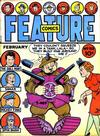 Cover for Feature Comics (Quality Comics, 1939 series) #53