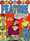 Cover for Feature Comics (Quality Comics, 1939 series) #55