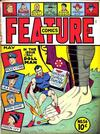 Cover for Feature Comics (Quality Comics, 1939 series) #56