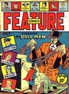 Cover for Feature Comics (Quality Comics, 1939 series) #58