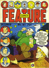Cover for Feature Comics (Quality Comics, 1939 series) #61